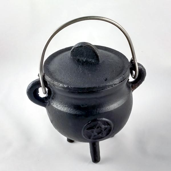 3 inch Cauldron with Lid