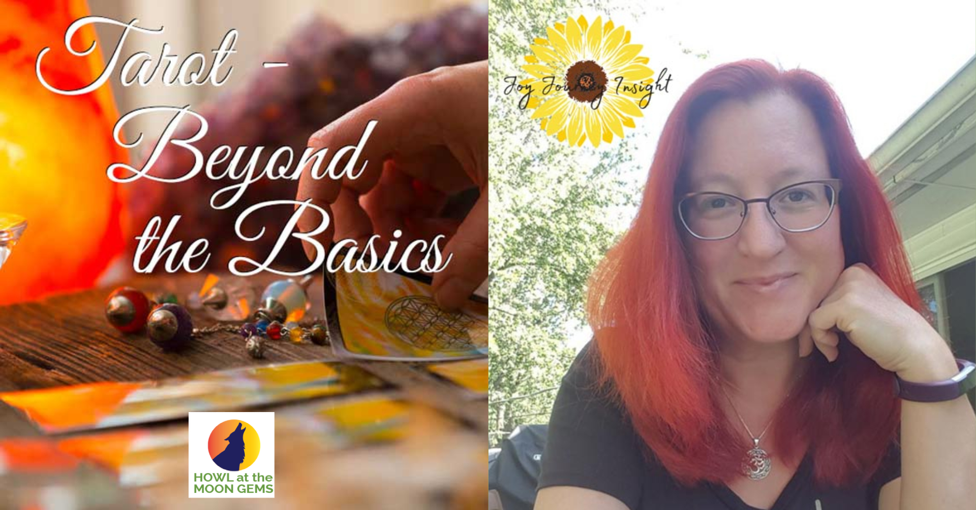 Beyond the Basics Tarot Class