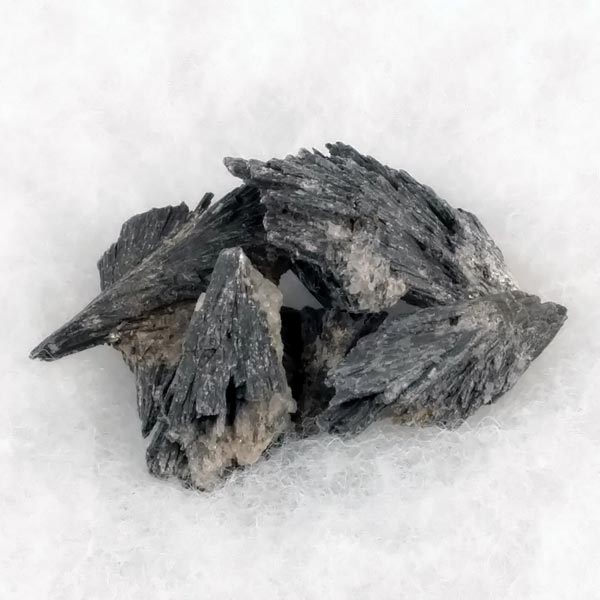 Black Kyanite Natural Crystals