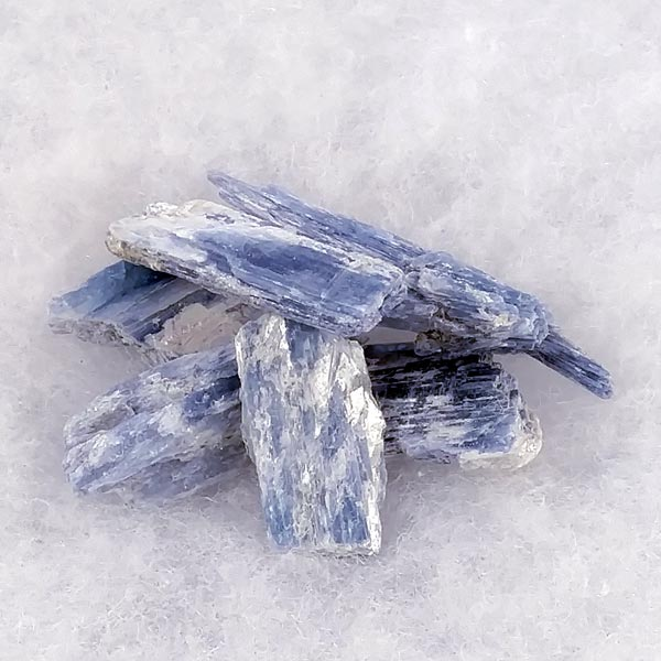 Natural Blue Kyanite Crystals
