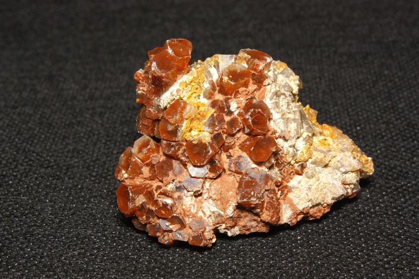 Rough Brown Aragonite