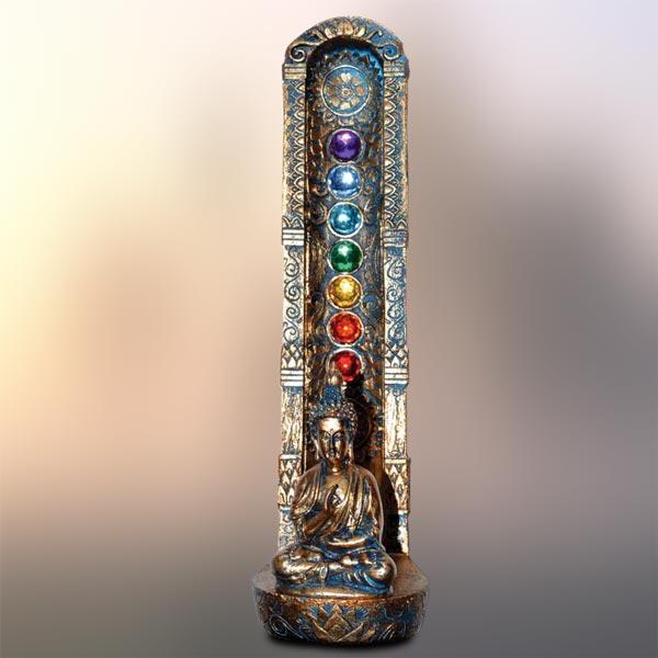 Buddha Chakra Incense Burner