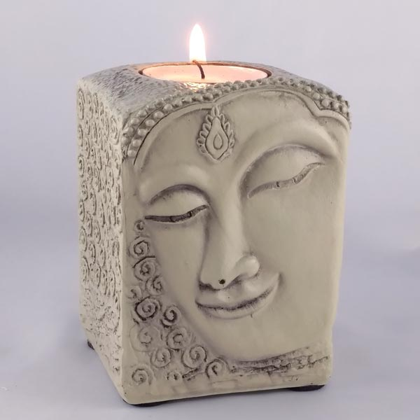 Buddha Tea Light Holder