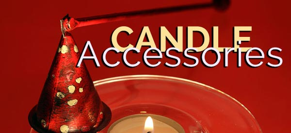 Shop Candle Accessories