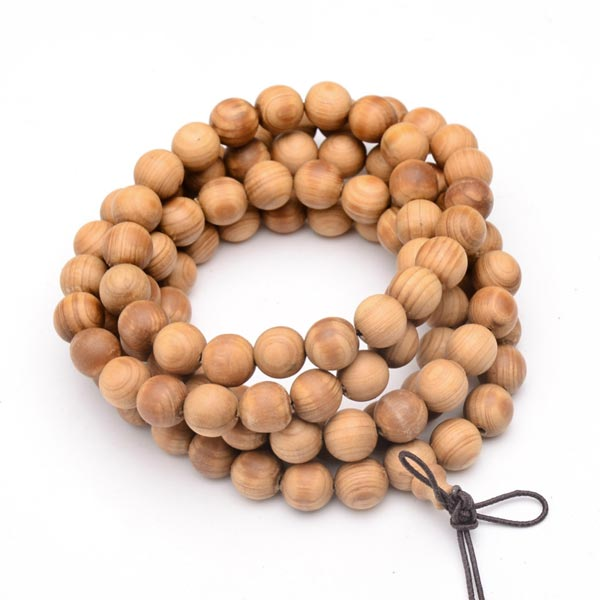 Red Cedar 108 Bead Malas
