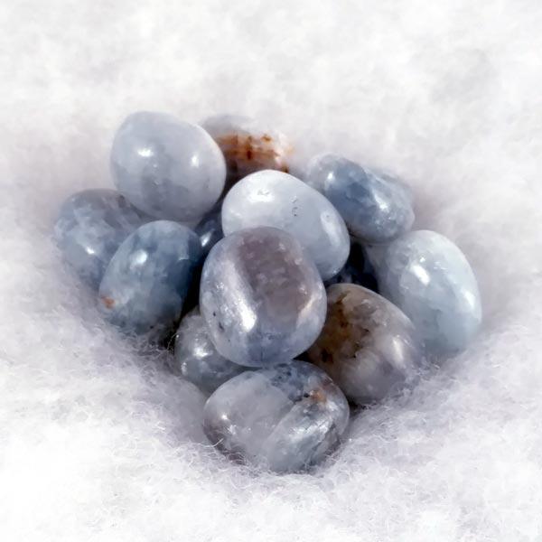 Celestite Tumbled Stones
