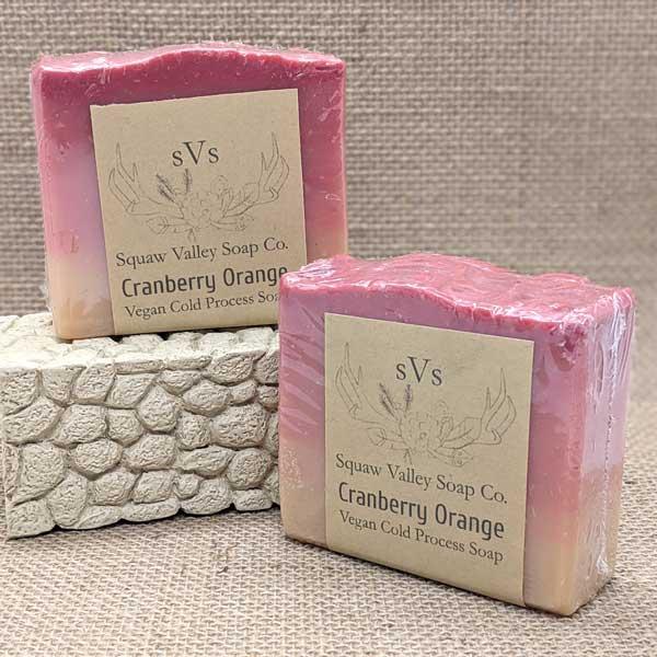 All Natural Arizona Sunrise Vegan Cold Process Soap Bar