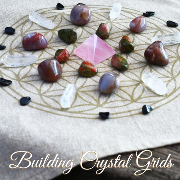 How to Build Crystal Grids