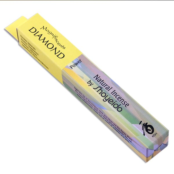 Shoyeido Diamond Stick Incense 30 pack