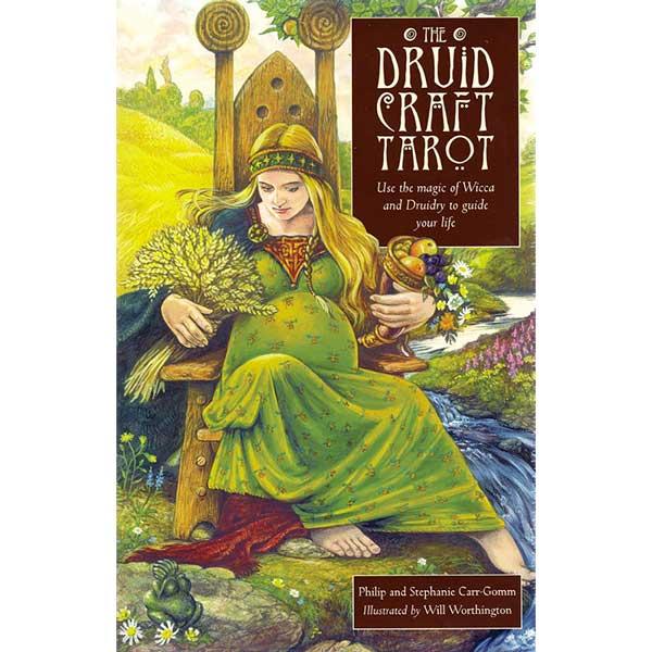 Druidcraft Tarot Card Set