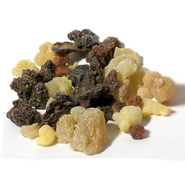 Frankincense & Myrhh Resin Incense