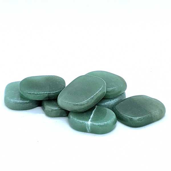 Green Aventurine Touchstone Disk