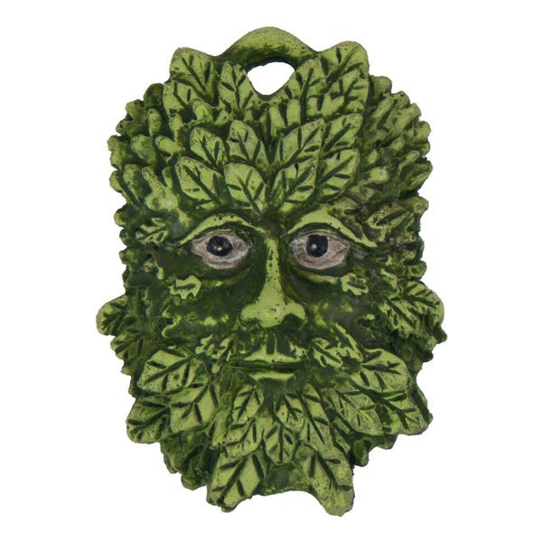 Green Man Talisman