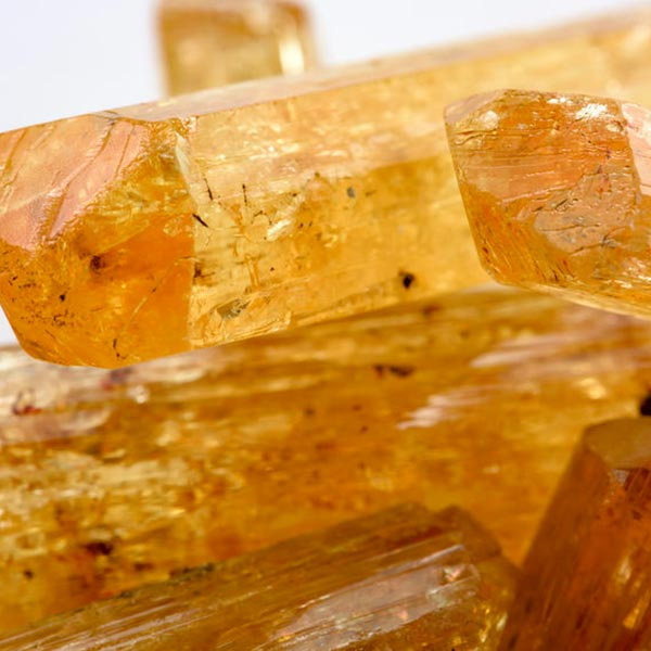 Imperial Topaz Healing Crystals