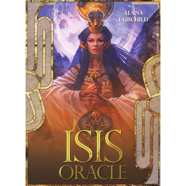 Isis Oracle Deck & Guidebook