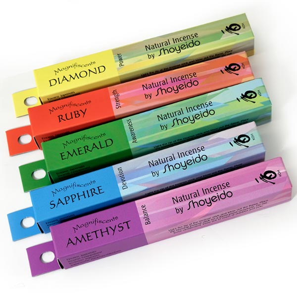 Shoyeido Jewel Series Stick Incense