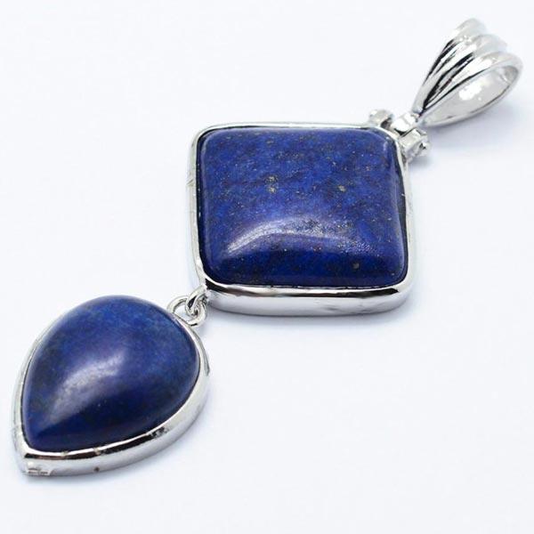 Lapis Lazuli Dangle Pendant