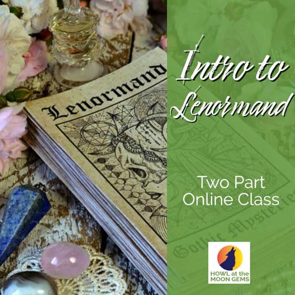 Introduction to Lenormand Card Decks