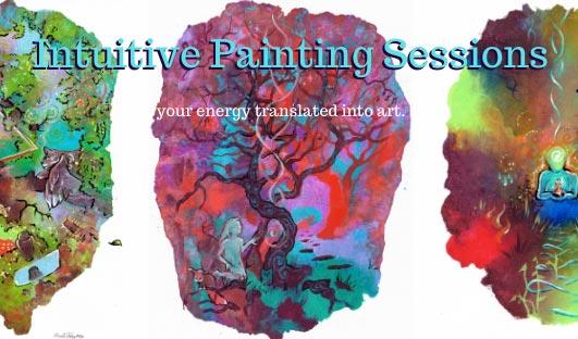 Intuitive Artist Linda Fabry