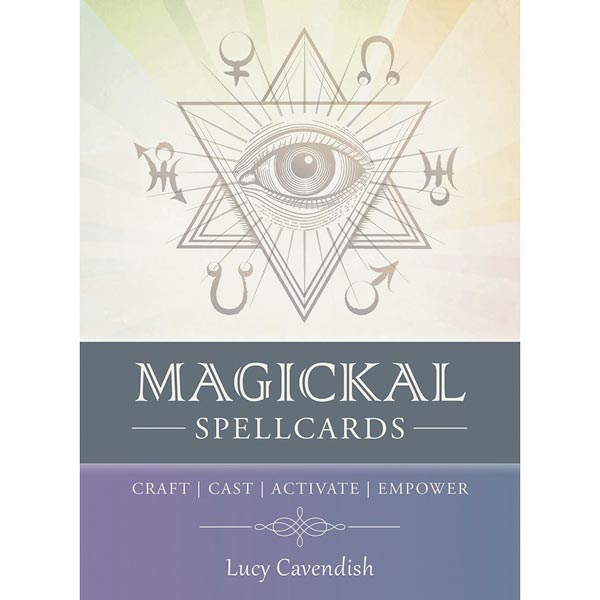 Magickal Spell Cards Boxed Set