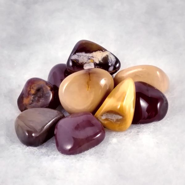 Mookaite Tumbled Stones