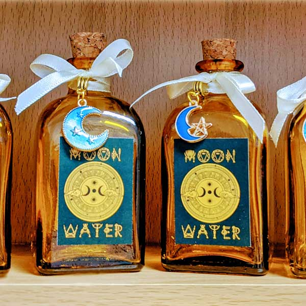 Moon Water Bottles