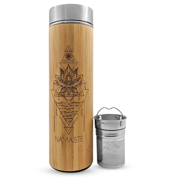 Namaste Water Bottle - 16.9 oz