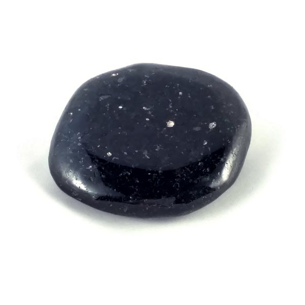 Nuummite Palm Stone