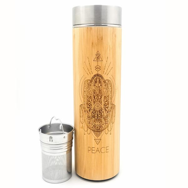 Peace Water Bottle - 16.9 oz