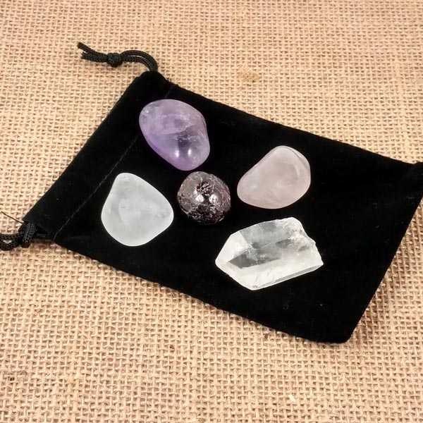 Peaceful Heart Gem Kit