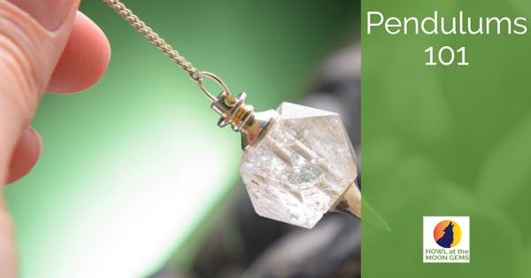 Pendulums 101 Class