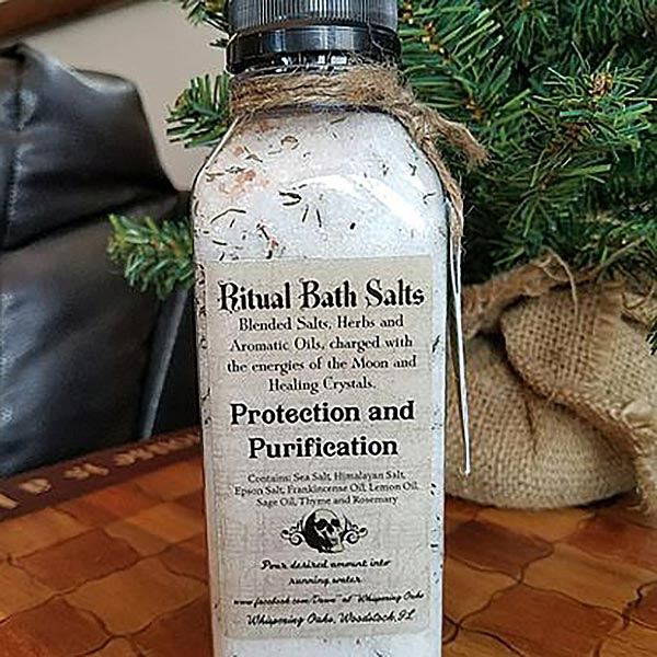 Protection and Purification Bath Salts