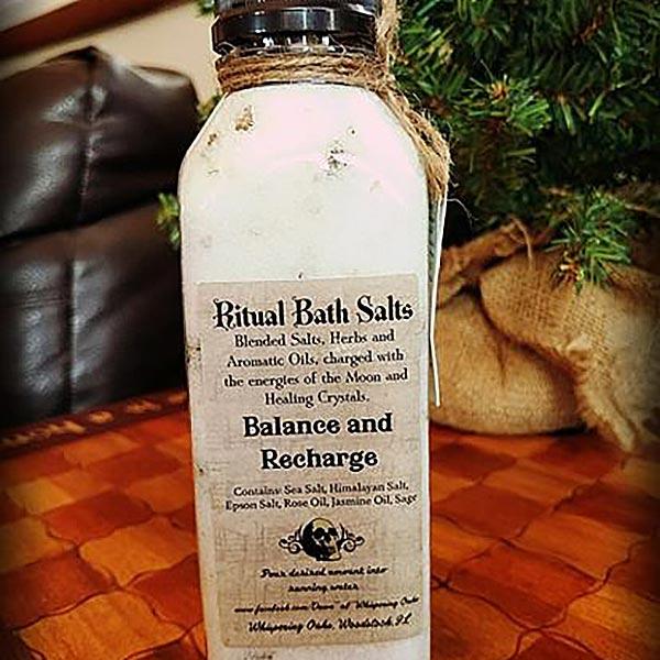Balance & Recharge Bath Salts