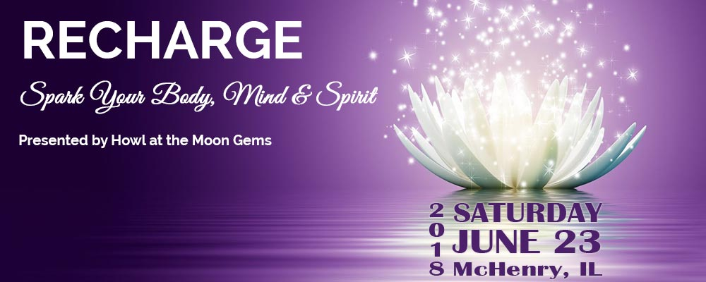Recharge: Spark Your Body Mind and Spirit