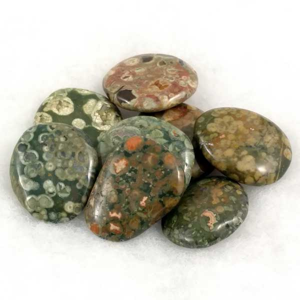Rhyolite Palm Stones