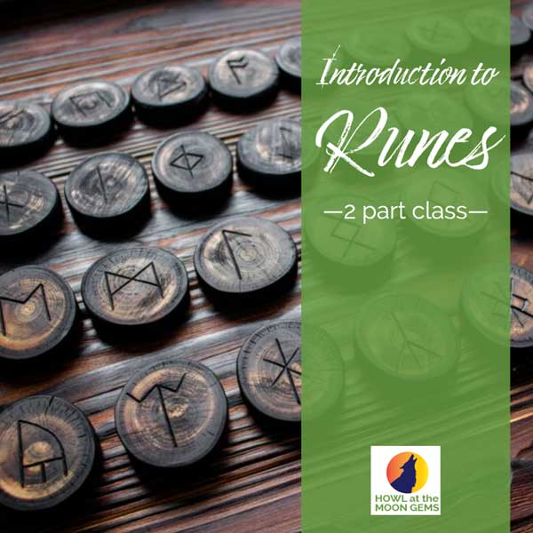 Intro to Runes Class