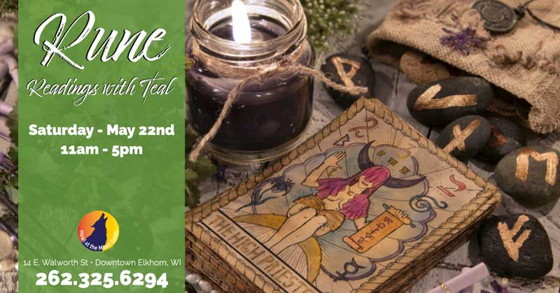 Rune Readings with Teal