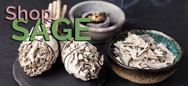 Sage for Purifying