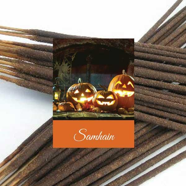Samhain Stick Incense 10 Pack