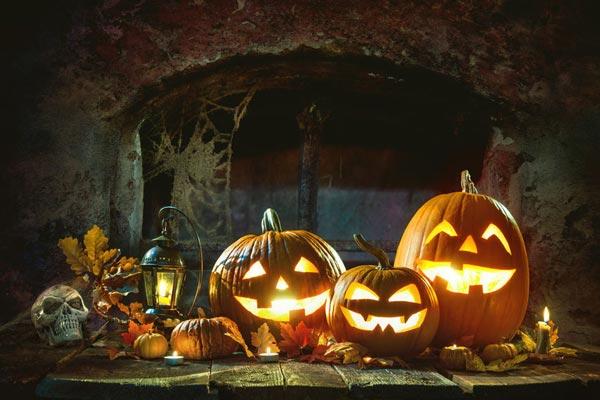 Samhain or Halloween