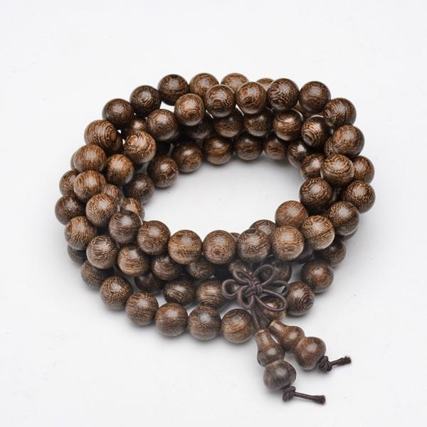 Sandalwood 108 Bead Malas