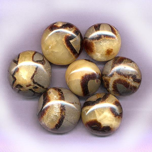 Septarian Tumbled Stones