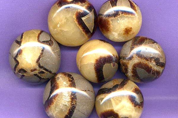 Septarian Spheres