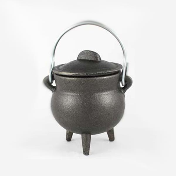 Simple Cast Iron Cauldron