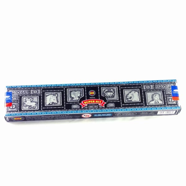 Super Hit Stick Incense, 12g pack