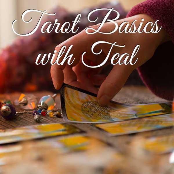 Tarot Basics Class