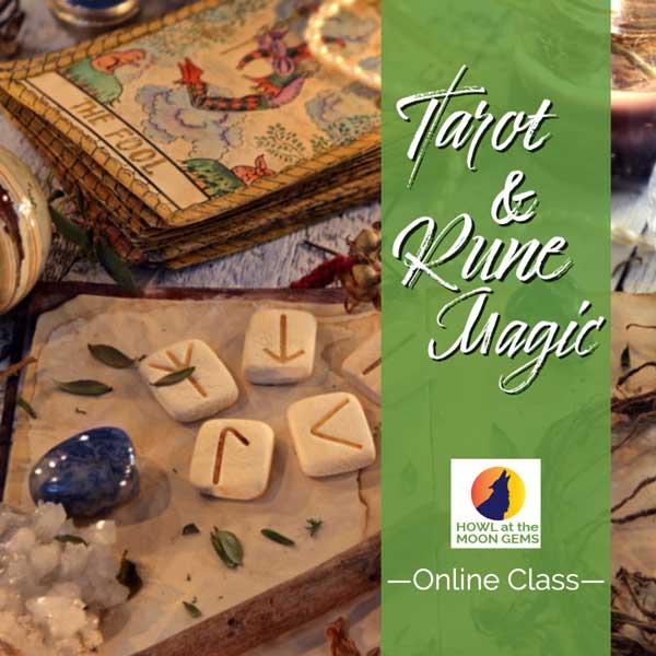 Tarot and Rune Magic Class
