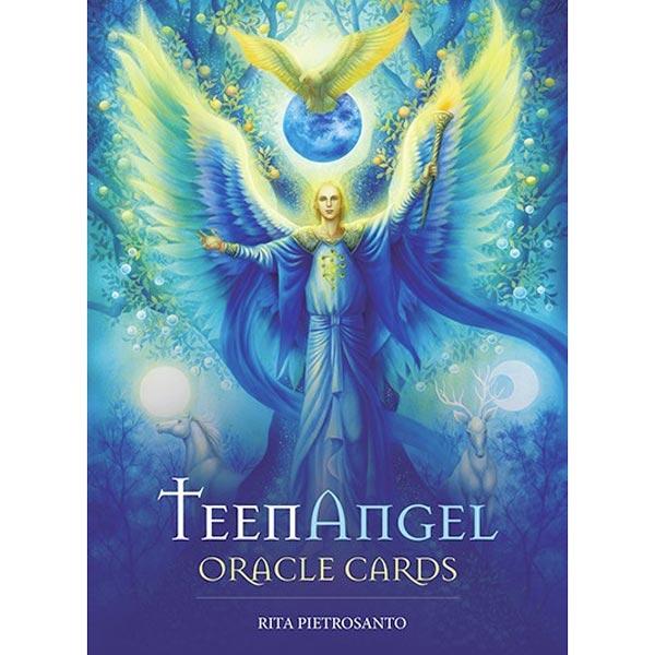 Teen Angel Oracle Card Set