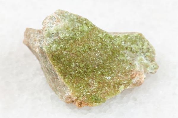 Vesuvianite (aka idocrase)