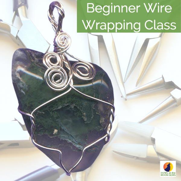 Beginner Wire Wrap Class